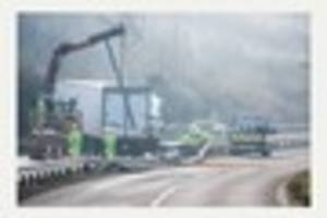 TOP STORIES: A46 closed after lorry overturned, dog found...