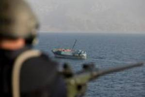 Turkey and Greece seek NATO mission in Aegean, German official says