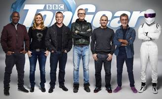 here are your new bbc top gear hosts—all six (!) of them