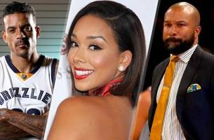 Don't let Matt Barnes see this photo of his ex and Derek Fisher