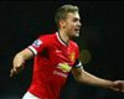 video: man utd starlet wilson matches messi with successful crossbar challenge