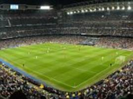 Real Madrid silent on use of Bernabeu for Copa del Rey final with club reluctant to see rivals Barcelona celebrate at home ground