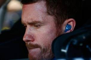 stewart-haas racing confirms brian vickers as tony stewart's fill-in