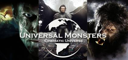 Universal Plan Classic Monster Universe