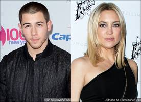 Nick Jonas and Kate Hudson Reignite Romance Rumor During PDA-Packed Outing
