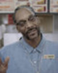 WATCH: Snoop Dogg stars in 'leaked' Burger King training video