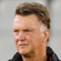 lvg unsure of future if united miss ucl