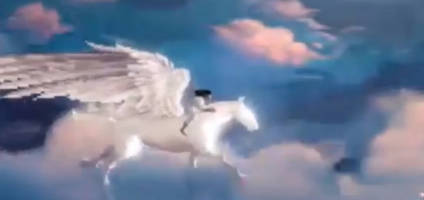 Kanye West's video game is about his mom ascending to heaven