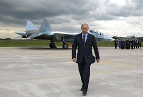 putin might be a threat to the west - but isis isn't any less so