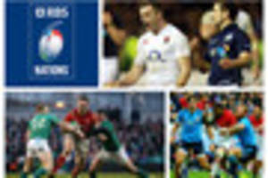 SIX NATIONS 2016: Who is playing who, where are they playing and...