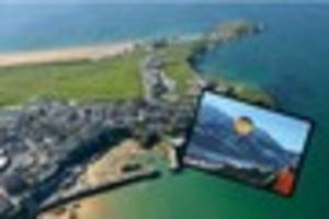 newquay balloonists soar to success in the skies over the swiss...