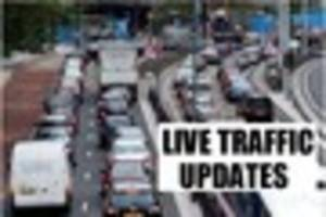 Burton and South Derbyshire traffic and travel news - Friday,...