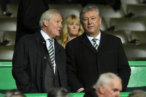 celtic chairman iain bankier insists the hoops will not become reckless to chase a champions league place