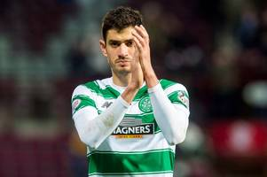 nir bitton: when you play for celtic you have as much pressure on you as you do at chelsea or real madrid
