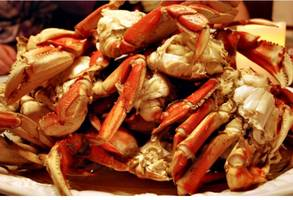 melt the butter! all clear on dungeness crab caught south of pt. reyes, central coast