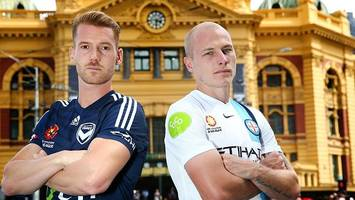 Live: City, Victory face off in Melbourne derby