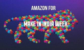 amazon.in supports make in india