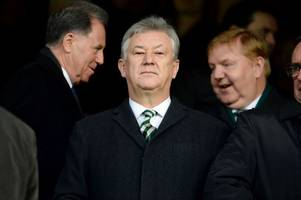 celtic chief peter lawwell flys to geneva to lead scottish football's fight against champions league change