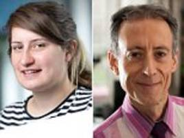 now peter tatchell is too much for the anti-free speech zealots: student union officer refuses to share platform with veteran gay campaigner saying he is racist and 'transphobic'