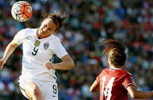 Lindsey Horan makes her mark for the United States