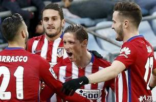 Torres back to leading Atletico's attack in win over Getafe