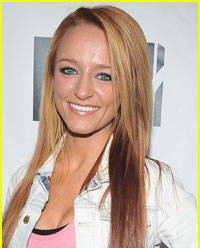 'Teen Mom' Star Maci Bookout Expecting Third Child