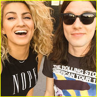 Tori Kelly & James Bay Have Fun Twitter Q&A After Grammys Rehearsals