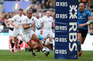 Jones revels in Joseph class after England thrash Italy