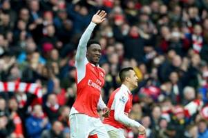 Wenger hails super-sub Welbeck as Arsenal sink Foxes