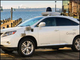 Google to Put Self-Driving Cars Through Rainy-Day Paces