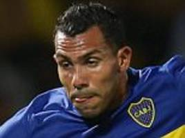 carlos tevez rejects a £19.5m-a-year deal to join chinese club shanghai sipg