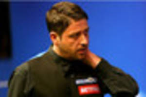 matthew stevens remains  upbeat despite welsh open  exit