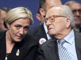 french national front founder jean-marie le pen threatens to launch new party