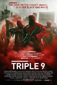 MOVIE REVIEW: Triple 9