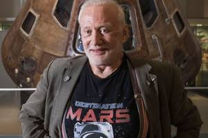 legendary astronaut buzz aldrin: getting to mars is the easy part