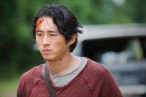 'walking dead's' greg nicotero talks taking steven yeun to 'horrible, dark places' in this week's episode