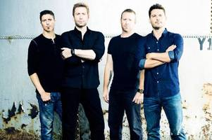 nickelback announce 2016 european tour with glasgow date in october