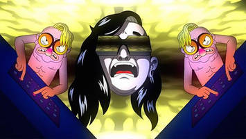 skrillex and jauz share animated video for squad out! [ft. fatman scoop]