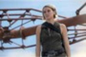 film review: the divergent series: allegiant (12a)