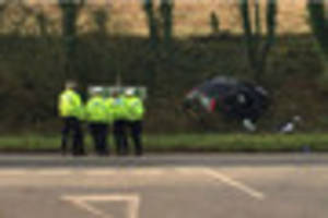 brixham man remains in critical condition following paignton to...