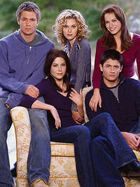 one tree hill: then and now - see how brulian, nayley and leyton have changed