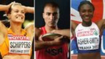who are ones to watch at world indoors?