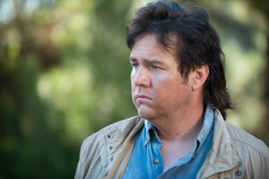 'the walking dead's' eugene mans up as savior battle heats up