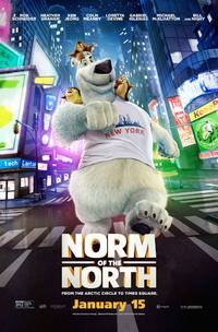 MOVIE REVIEW: Norm Of The North