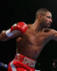 brilliant kell brook blows away kevin bizier to retain his ibf welterweight title