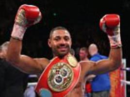 kell brook hailed by trainer as better than prince naseem hamed now ibf champion needs mega fights he desperately craves