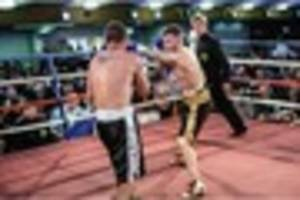 tamworth boxer baillie will be back stronger than ever