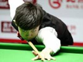 martin gold whitewashed by 15-year-old amateur yuan sijun at china open