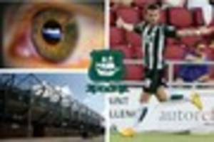 comment: banning plymouth argyle fan footage of graham carey's...