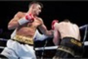 carl froch column: leigh wood  produced a perfect performance